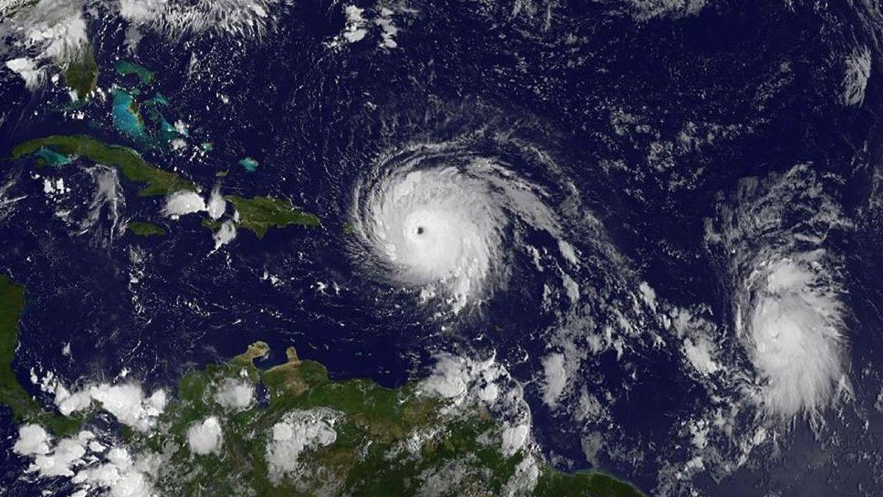 Otro… Huracán José se fortalece rápidamente y amenaza el Atlántico