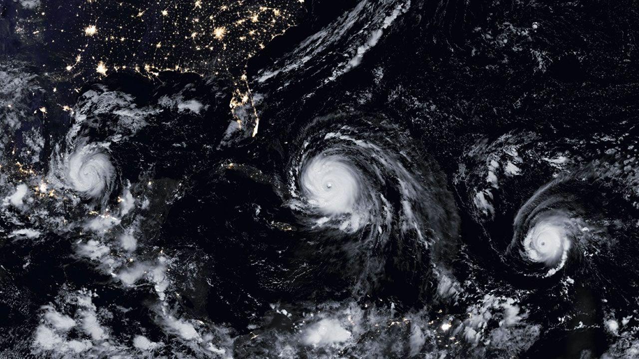 ¿Huracanes artificiales? La teoría controvertida que sugiere la «manipulación del tiempo» detrás de fuertes tormentas