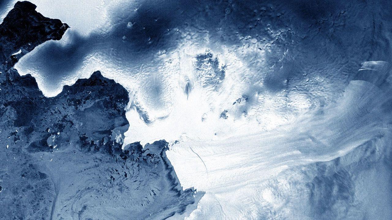 Iceberg cuatro veces mayor que Manhattan se separa de la Antártida