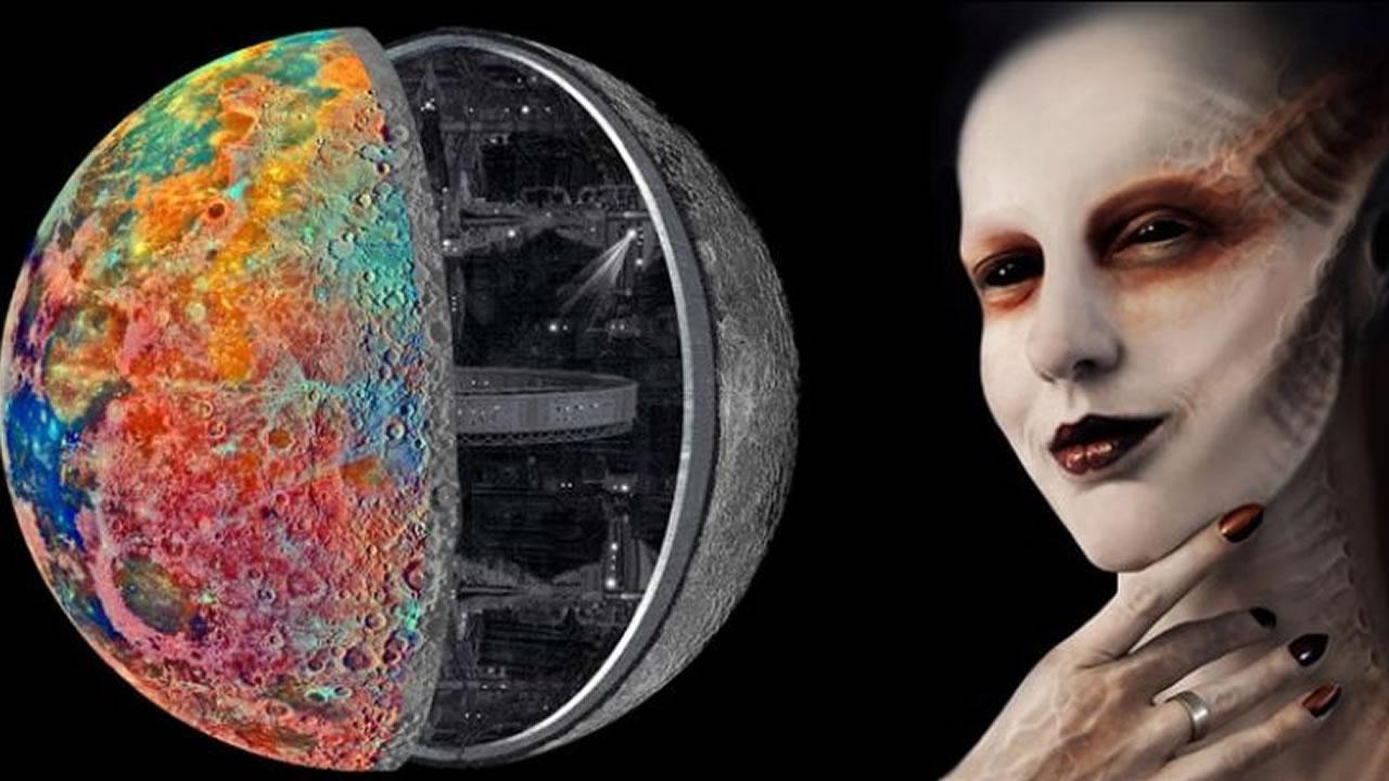 Científicos se preguntan: «¿Es la Luna la creación de una Inteligencia Extraterrestre?»