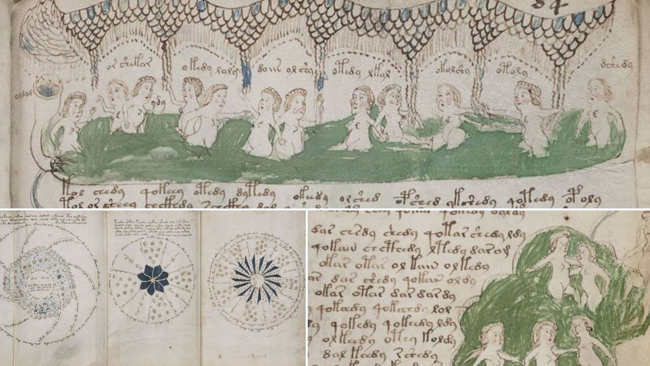 El Manuscrito de Voynich finalmente ha sido decodificado