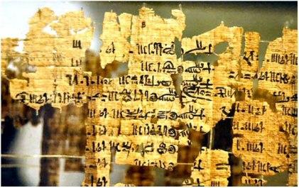 Papiro o Canon real de Turín
