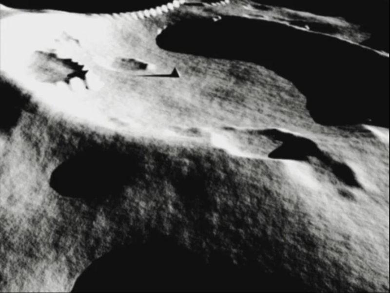 Una de las tantas impresionantes fotos tomada por el Hubble en diciembre de 2008.