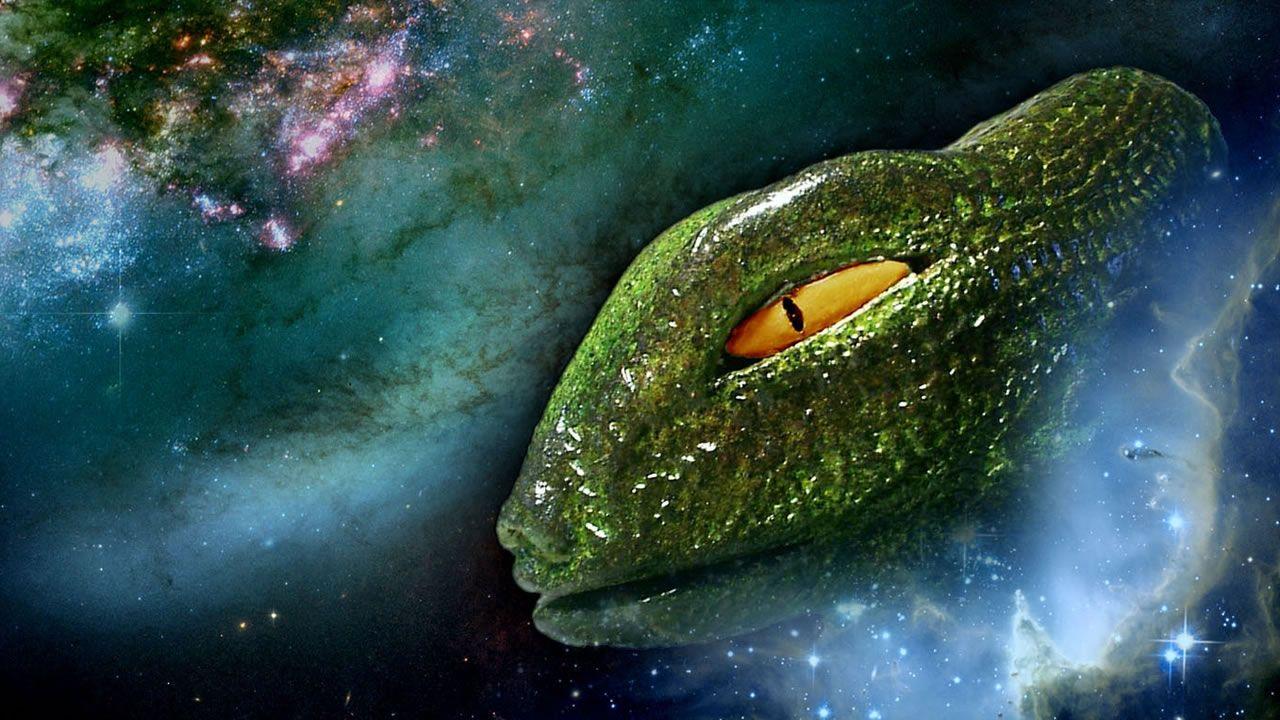 ¿Tienen los reptilianos bases subterráneas y roban nuestros minerales por razones tecnológicas?