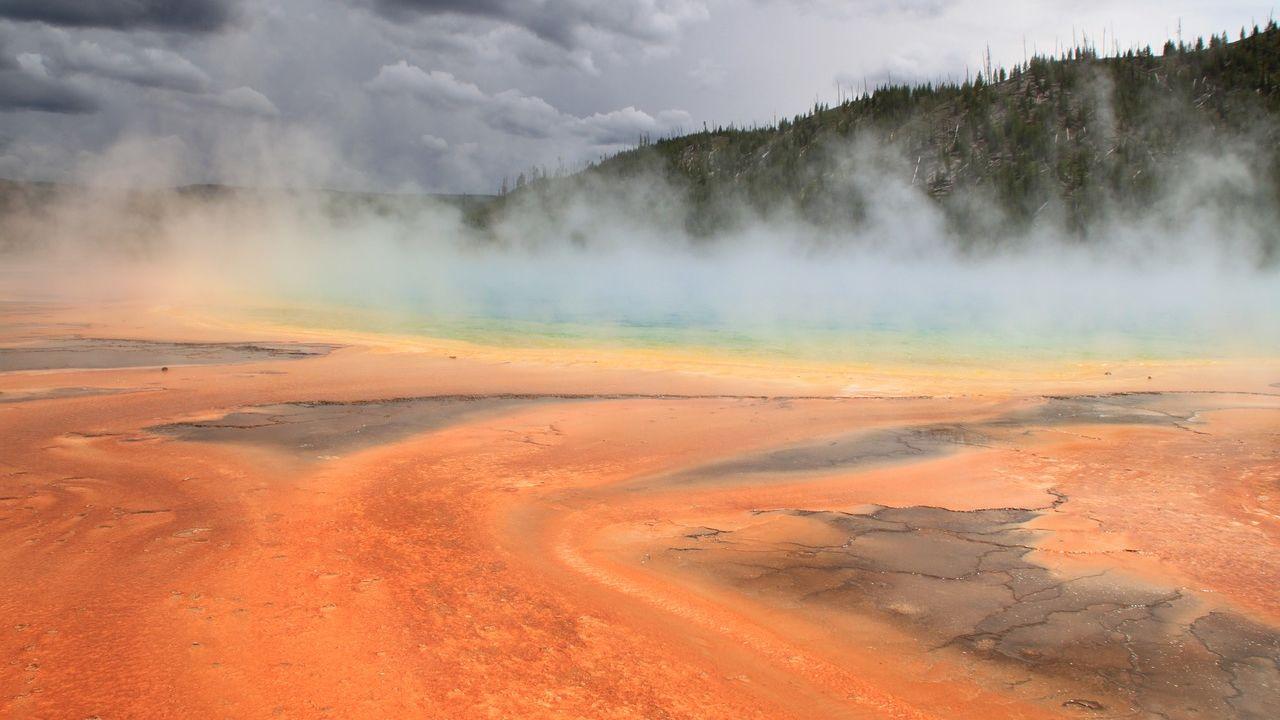 ¿Está a punto de despertar el supervolcán de Yellowstone?