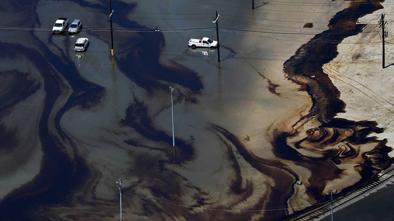 Huracán Harvey desbordó pozos tóxicos relacionados con el cáncer en Houston