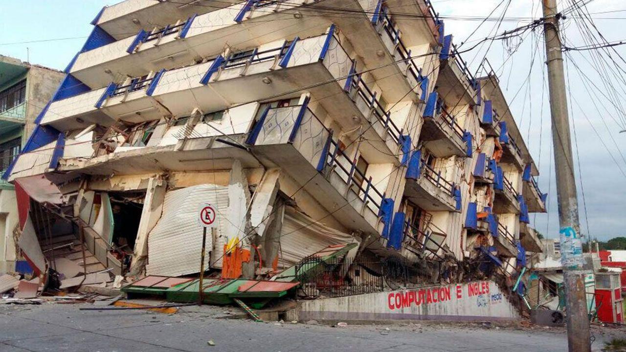 ¿Por qué México está sufriendo tantos Terremotos?
