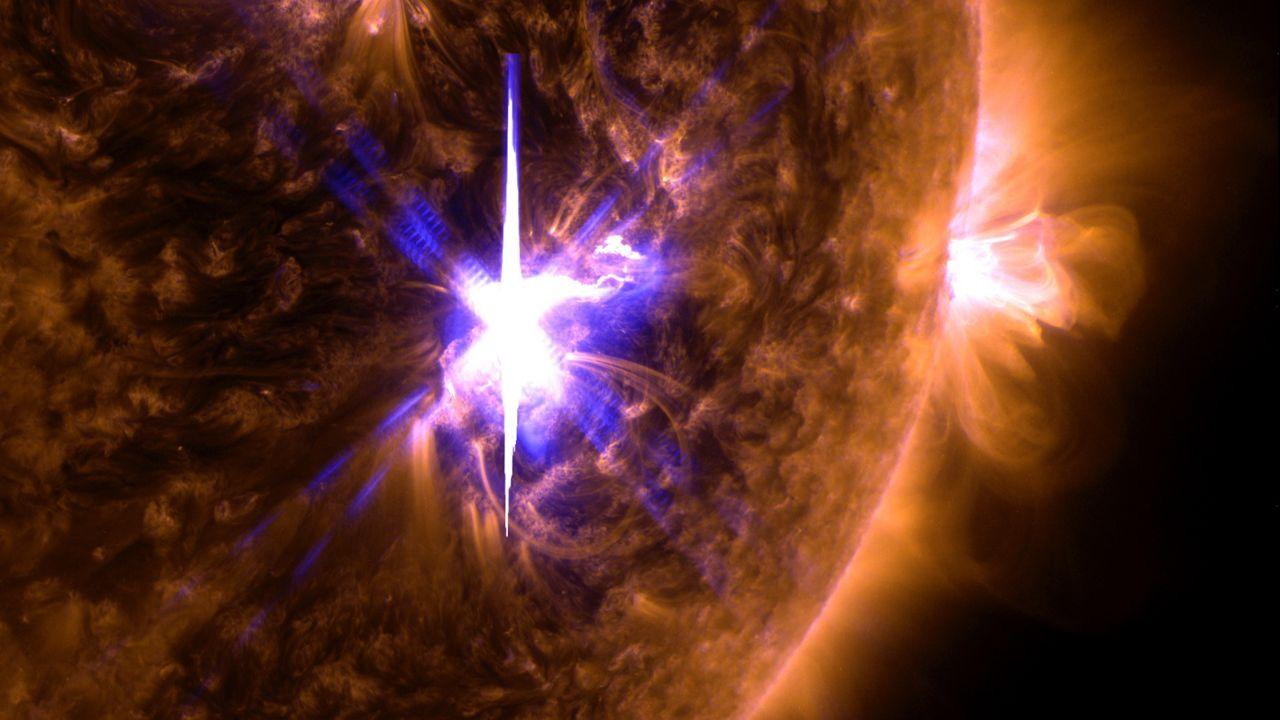 El Sol lanza su mayor llamarada en más de una década