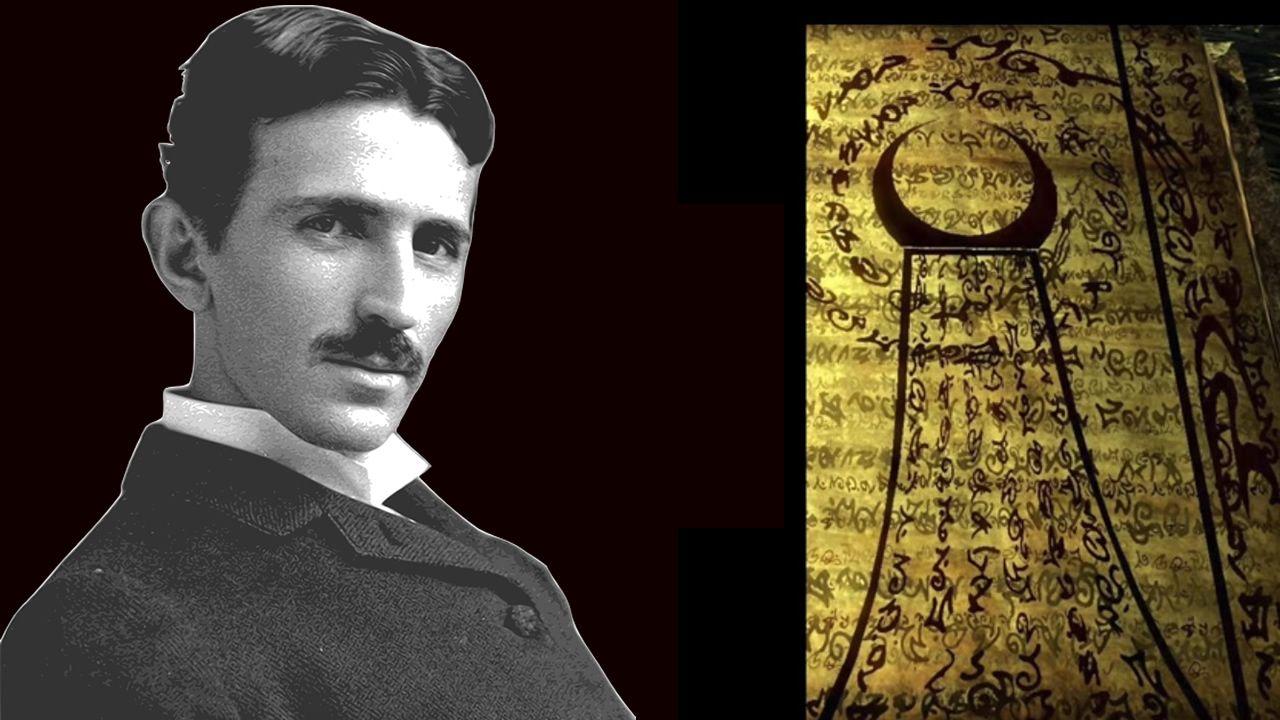 La Torre de Tesla y un libro prohibido en el círculo del eclipse