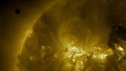 Astrónomos descubren una «sorpresa» en las noches misteriosas de Venus