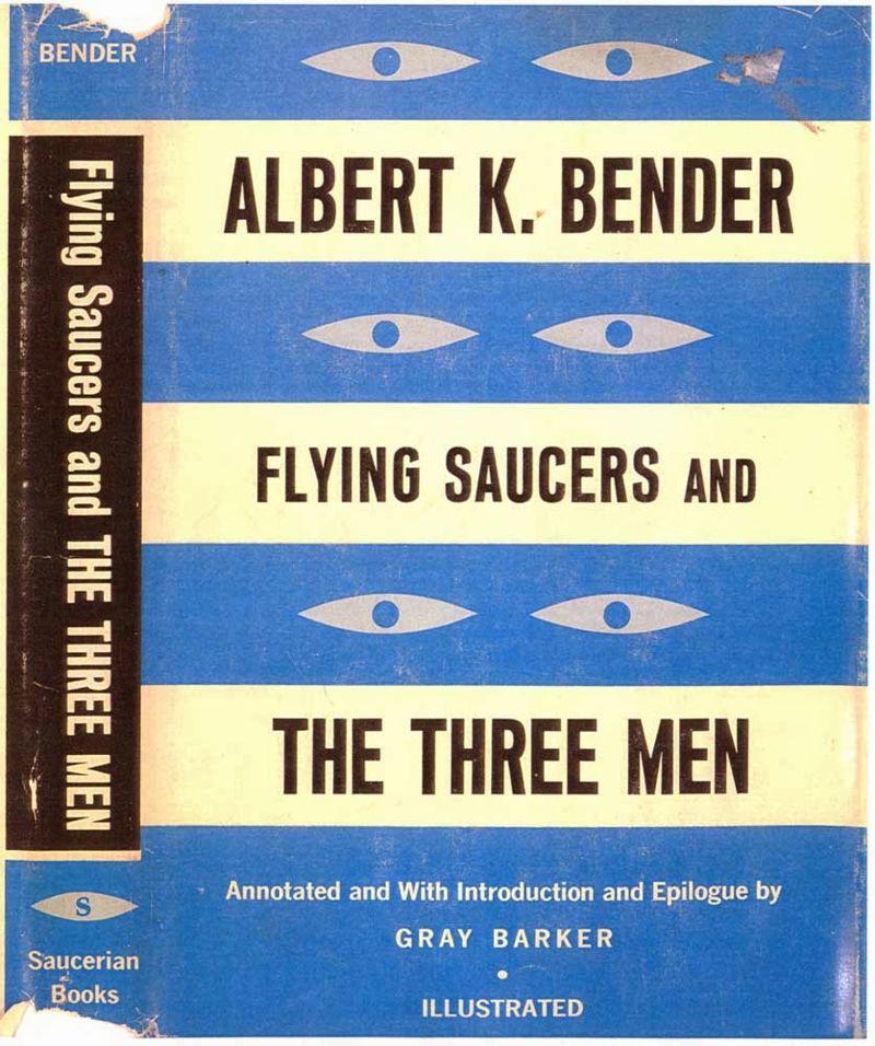 El enigmático libro de Bender narraba sus increíbles experiencias...