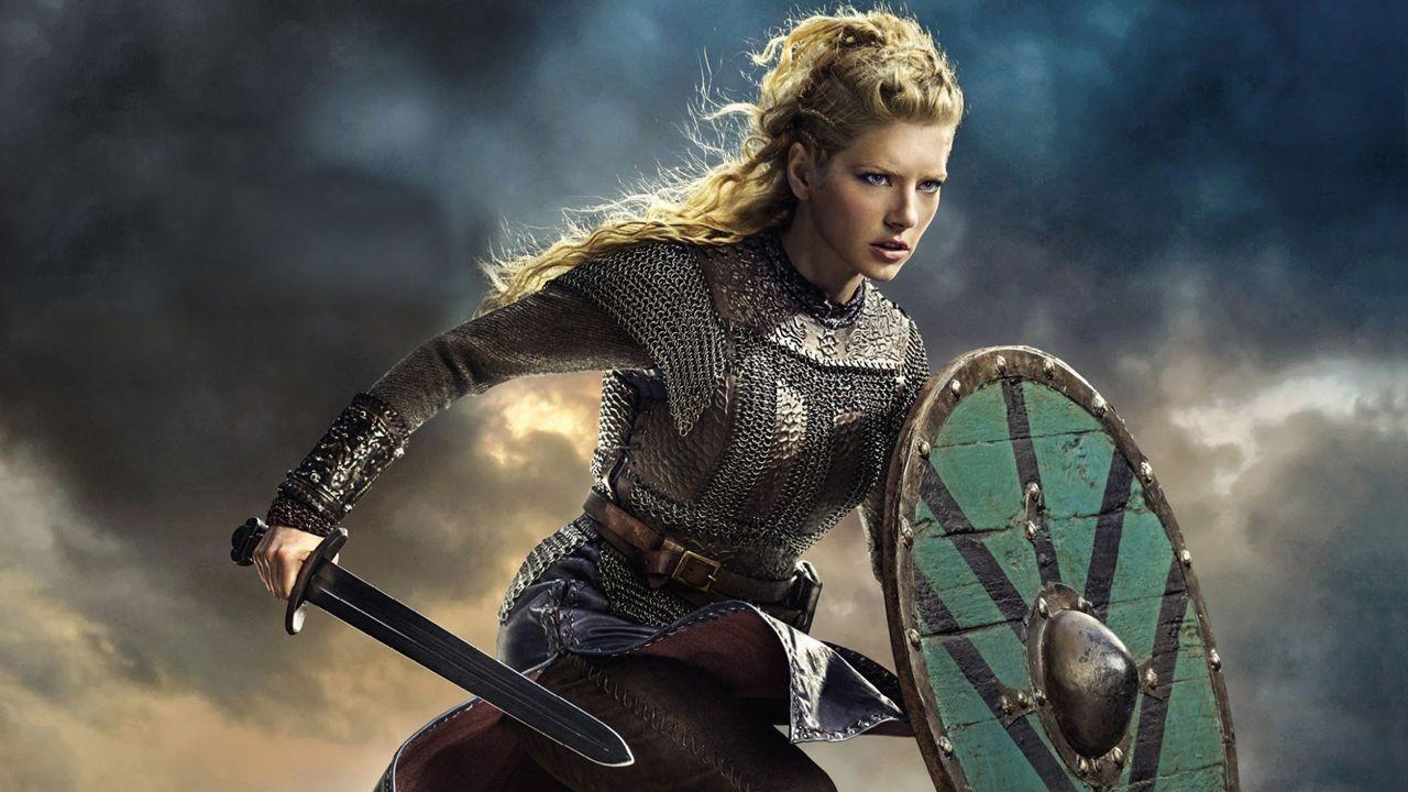 Análisis de ADN confirma que restos de guerrero vikingo son de una mujer