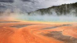 Se registra nivel record de terremotos en supervolcán Yellowstone