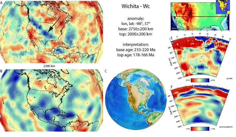 La anomalía de Wichita, que se remonta a la Gran Muerte, la peor extinción en masa en la historia de la Tierra