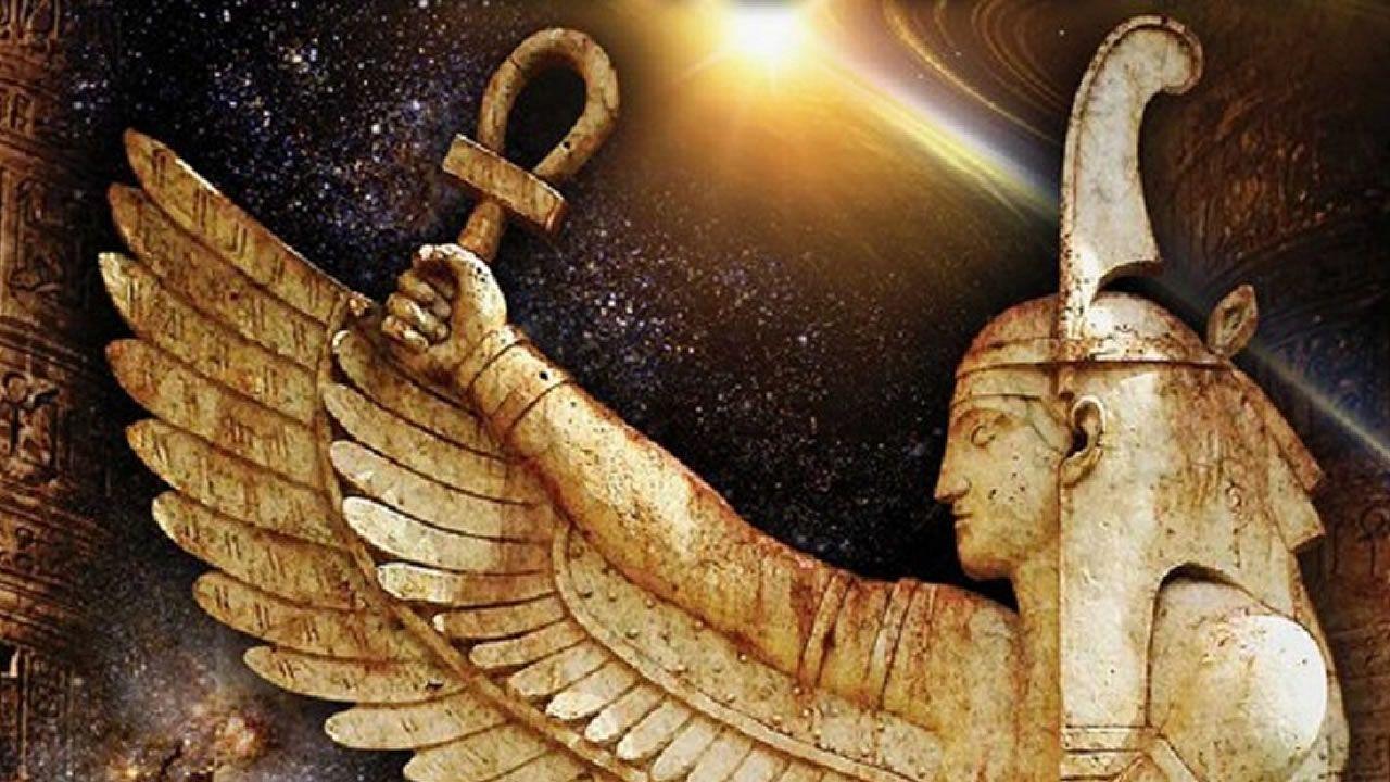 Las nueve partes del Alma humana según el Antiguo Egipto