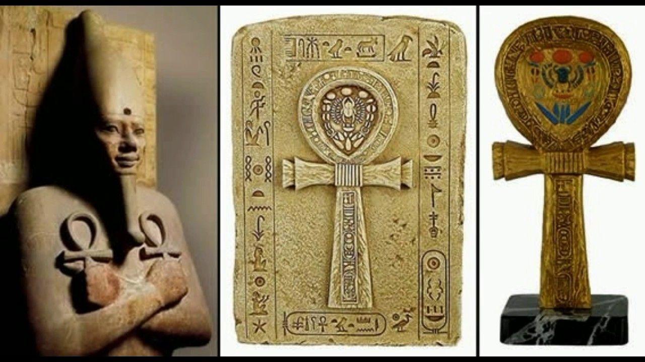 Las similitudes entre la Cruz Egipcia (Ankh) y la Cruz del cristianismo