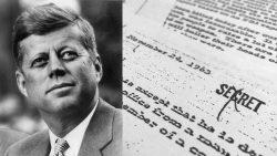 Archivos de la muerte de JFK: Se recibió una alerta 25 minutos antes de su muerte