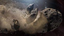Hay probablemente menos asteroides mortales de lo que originalmente pensamos