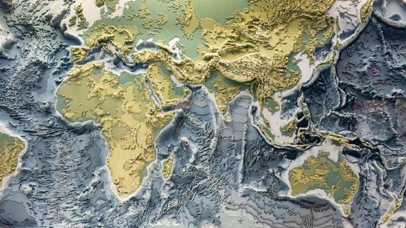 El llamado «Atlas del Inframundo»