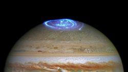 Algo está haciendo que el campo gravitacional de Júpiter se incline