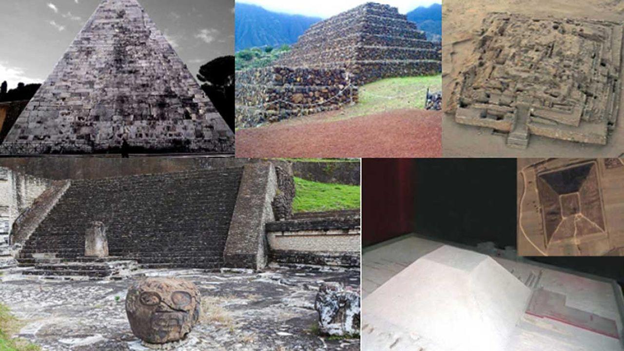5 Pirámides del Mundo Antiguo de las que quizás no hayas oído hablar