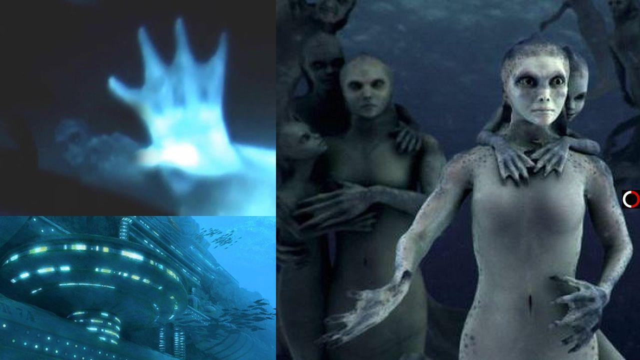 ¿Oculta Rusia una avanzada civilización extraterrestre submarina?