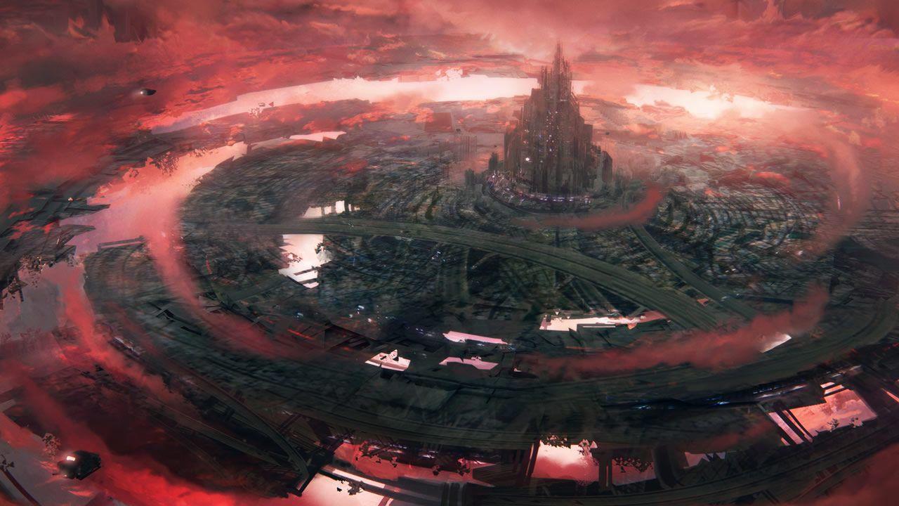 Según científico: Una civilización avanzada se desarrolló en Marte hace millones de años