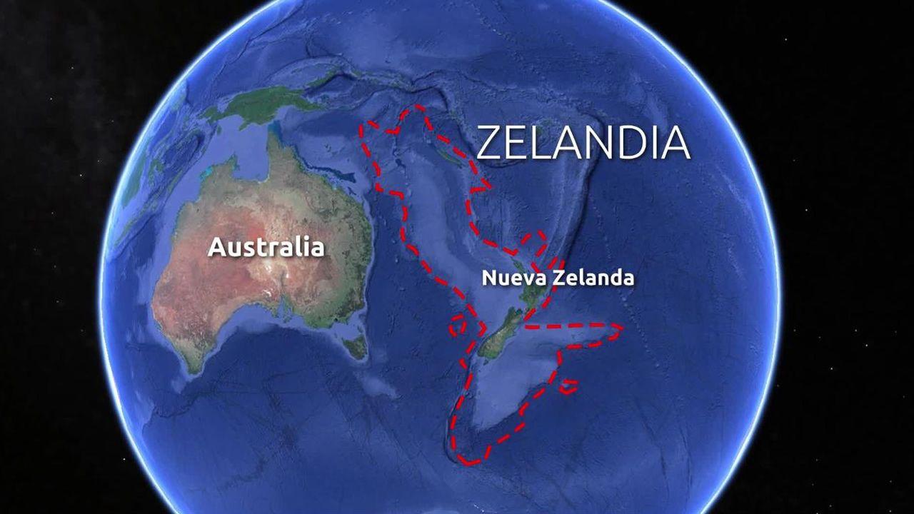 Obtienen evidencias de la existencia de Zelandia, el octavo continente