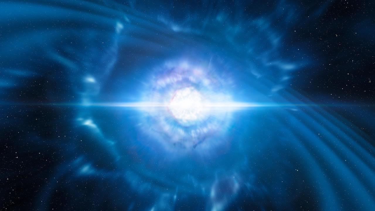 Kilonova: Capturan por primera vez luz y ondas gravitacionales de una misma fuente