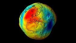 Masa desaparecida: Explican una anomalía gravitacional en el océano Índico