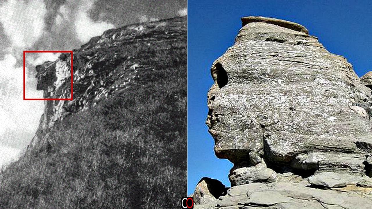 Dioses en la Tierra: Cuando las rocas adoptan forma humana