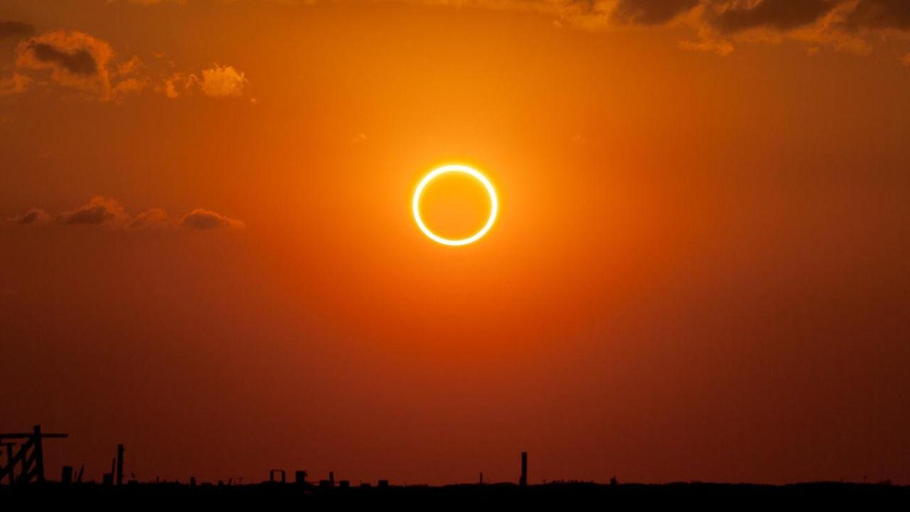 «El Sol y la Luna dejaron de moverse» Un «milagro» bíblico podría ser uno de los primeros eclipses registrados