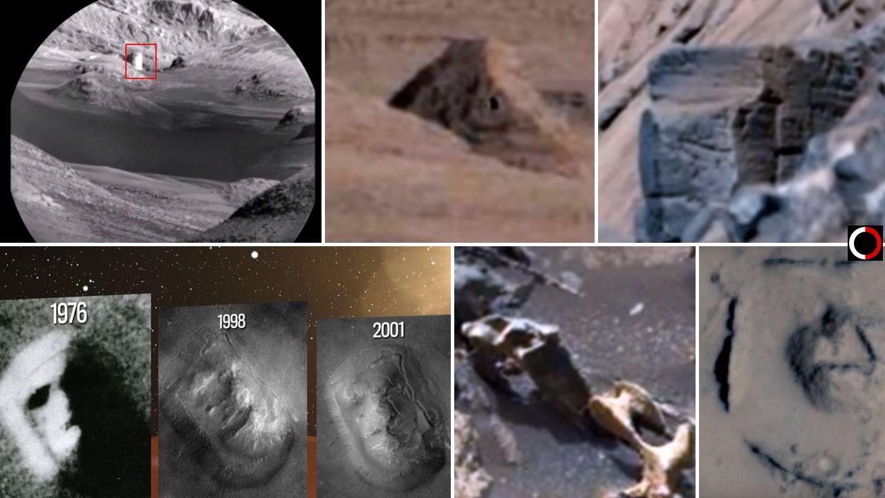 El Gran Encubrimiento de «Civilizaciones Alienígenas» en Marte