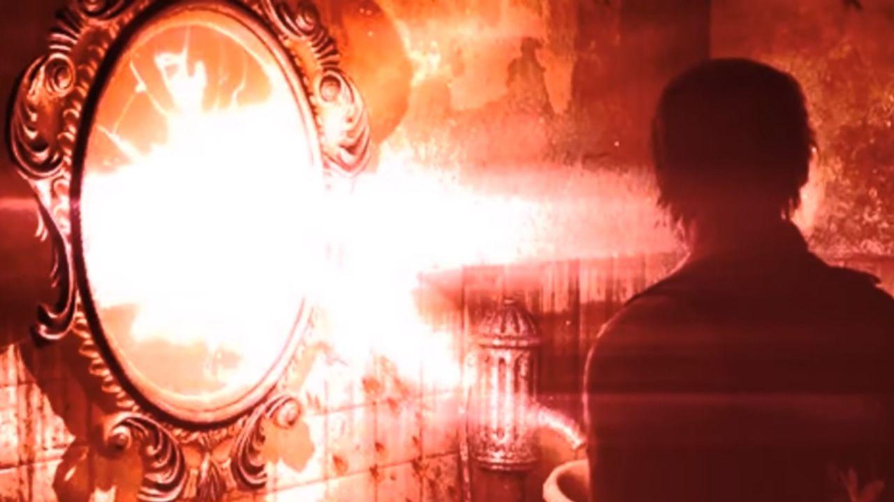 ¿Podemos entrar a otra dimensión con espejos cóncavos?