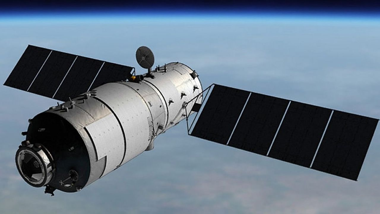 Estación Espacial China se estrellará contra la Tierra y aún no saben donde