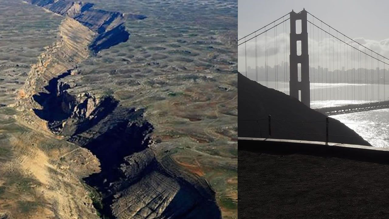 Afirman 99% de probabilidad de un fuerte terremoto en California