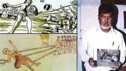 Los Gigantes de Romita, descubiertos en 1995 en México Central