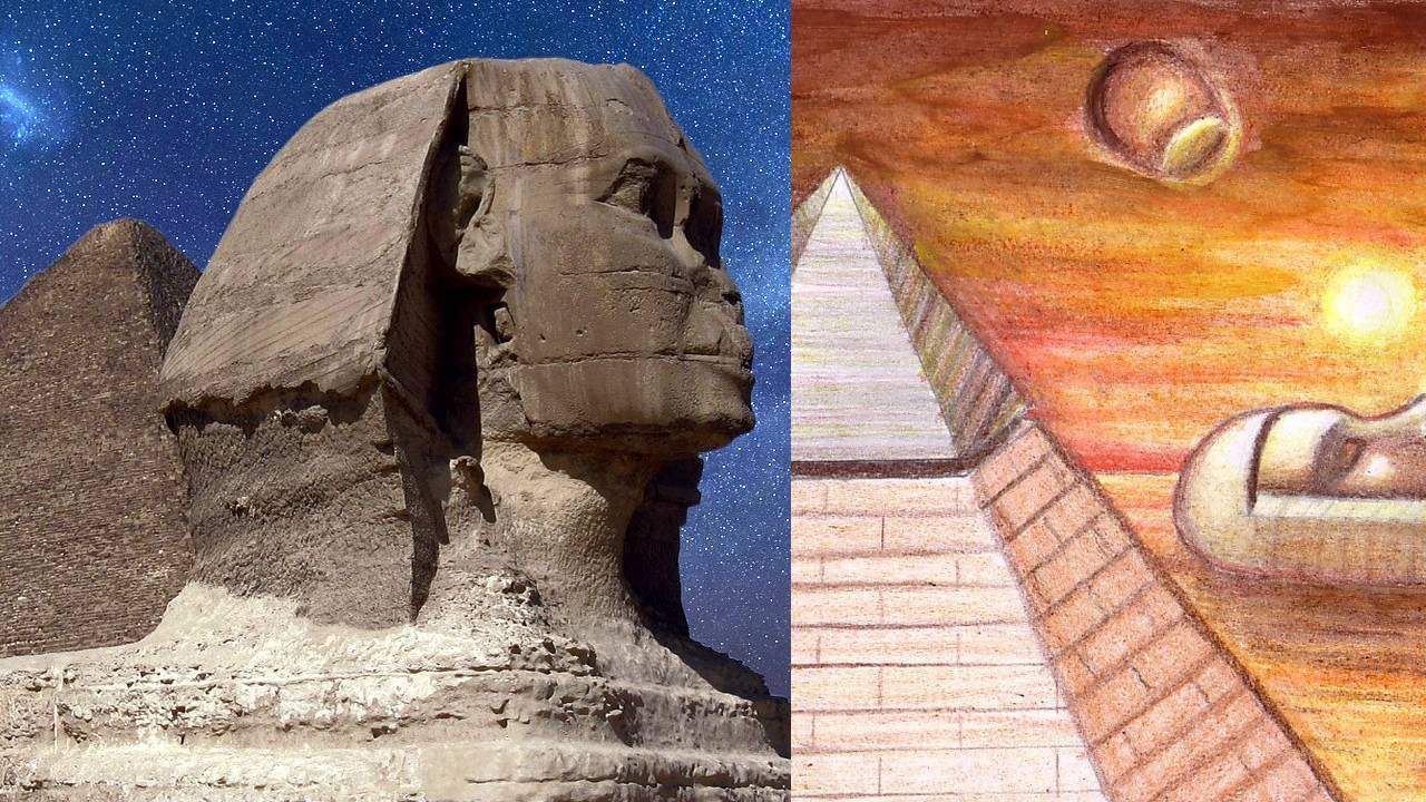 Giza-Cydonia: La conexión Tierra-Marte