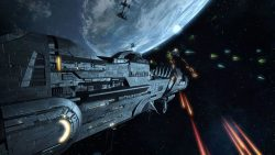 ¿Es este vídeo la evidencia de armas secretas del Programa Espacial usadas en el Espacio?