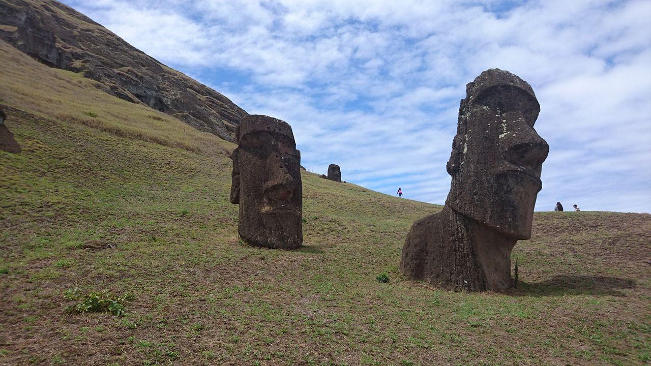 Revelan misterio del origen de la civilización de la Isla de Pascua