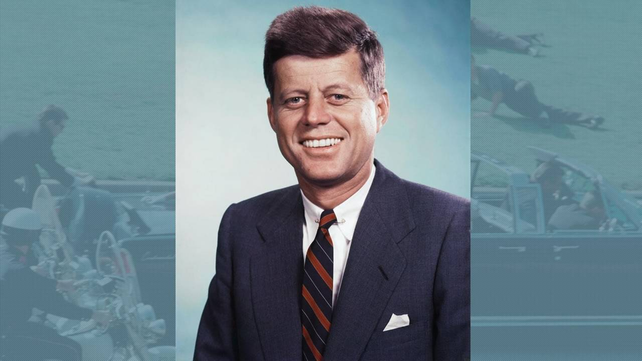 Trump permitirá desclasificar archivos de la muerte de John F. Kennedy