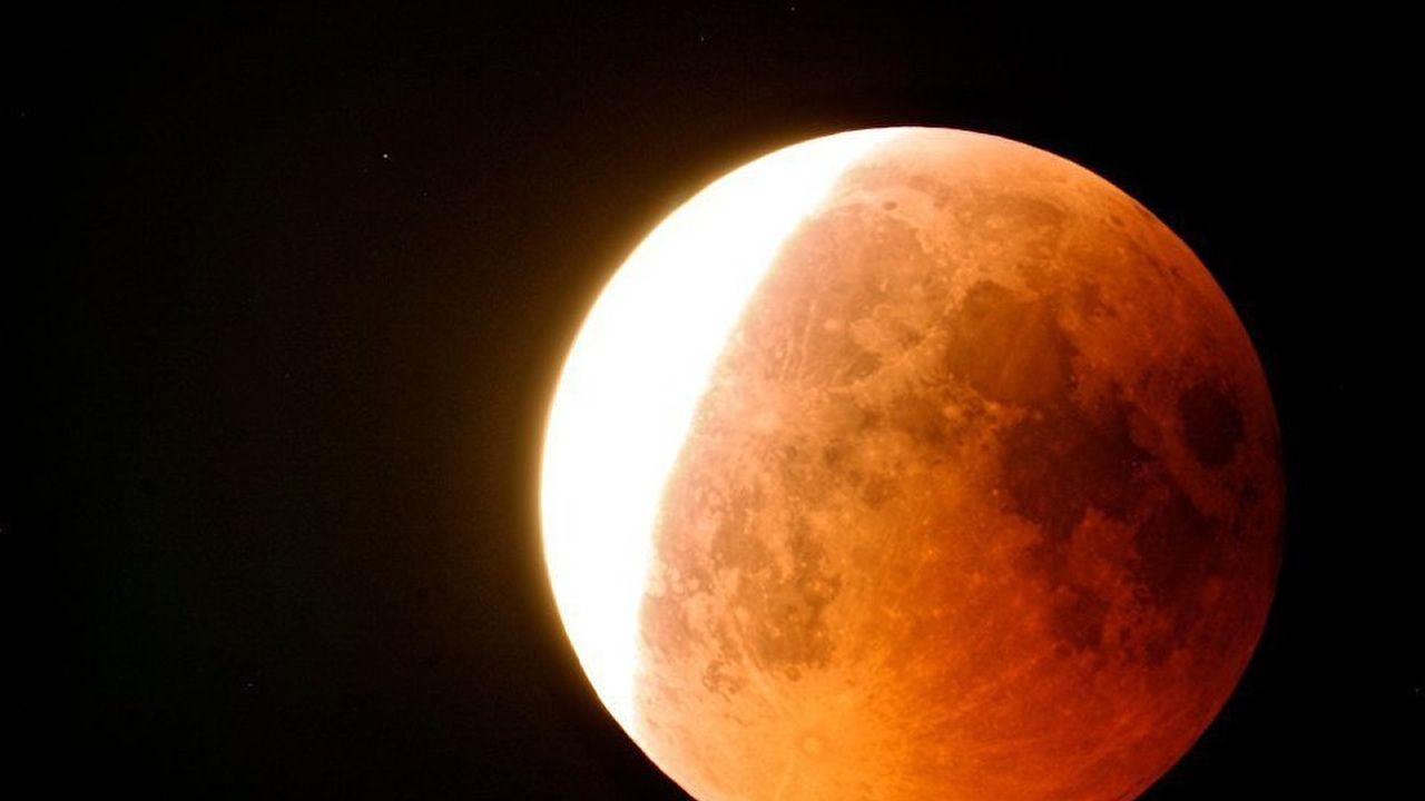 Demuestran que la Luna tuvo una atmósfera