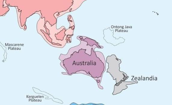 Ubicación de Zelandia