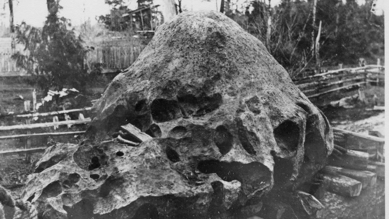 El Meteorito más raro de toda la Historia podría ser el Corazón de un Planeta