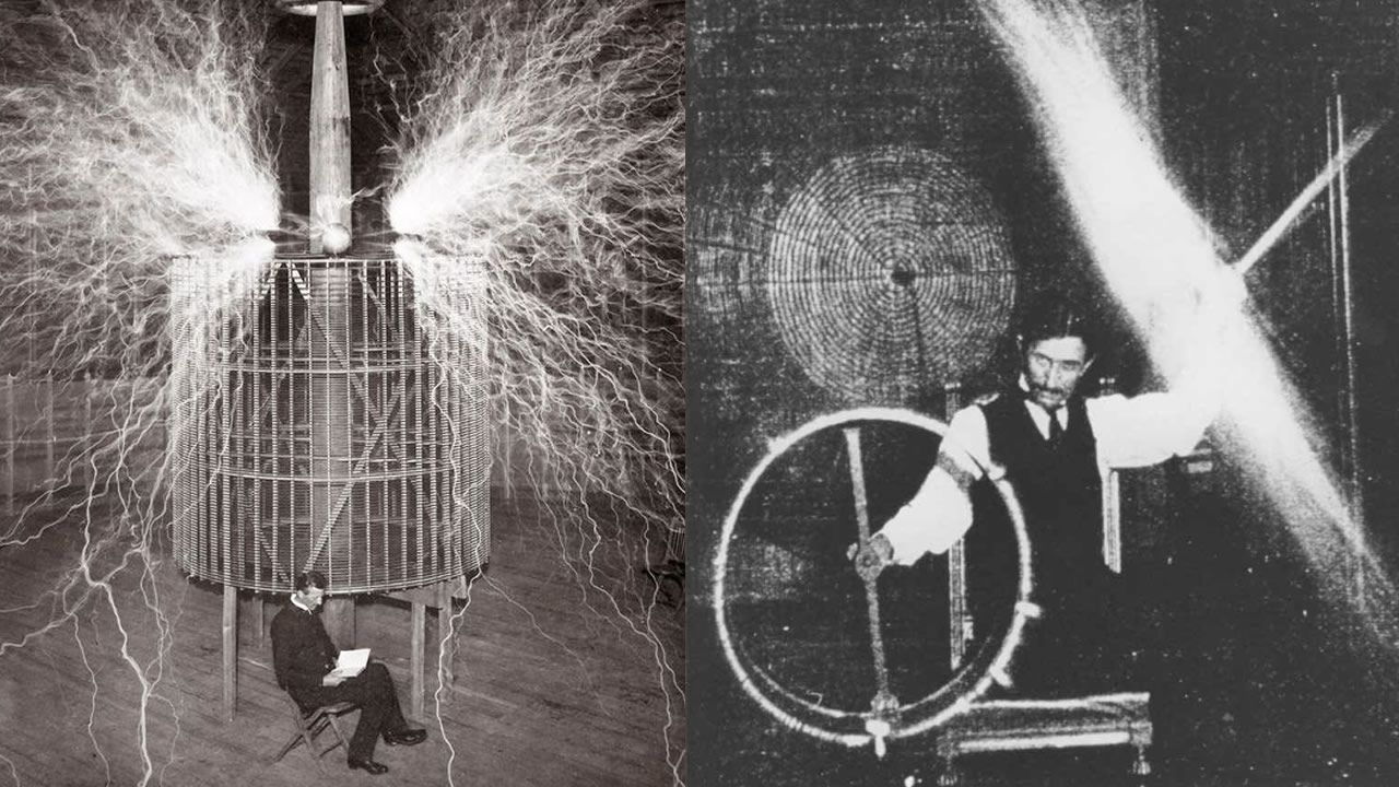 Nikola Tesla: La existencia misteriosa de un genio