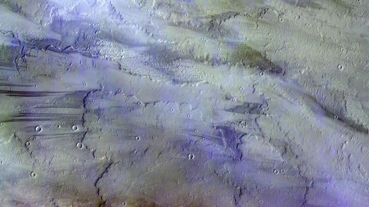 De esta manera lucen las nubes en Marte, según ESA y Roscosmos