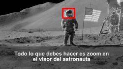 NASA debió mirar dos veces antes de publicar estas imágenes de las misiones Apollo en la Luna