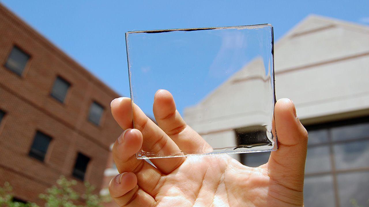 Celdas solares transparentes podrían generar el 40% de la energía de EE.UU