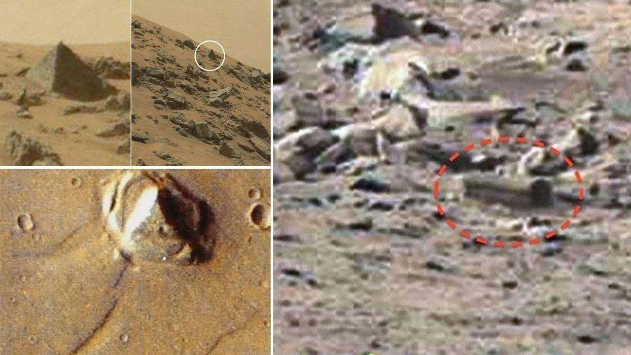 El oscuro encubrimiento de la existencia de vida extraterrestre y humana en Marte