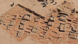 Las misteriosas pirámides en miniatura de Sudán